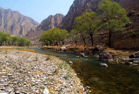 永定河大峡谷