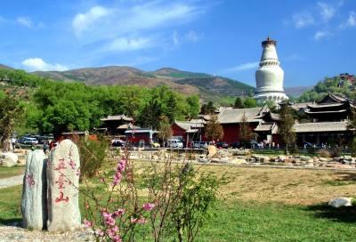 五台山祈福最灵验的五爷庙