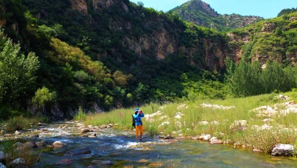 【8.15周六】清水河谷 清凉溯溪 穿越山水秘境