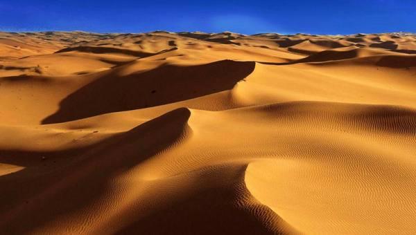 【9.22-9.24中秋假期】库布齐沙漠东线 40公里徒步穿越 露营赏月 I 狐狸旅行