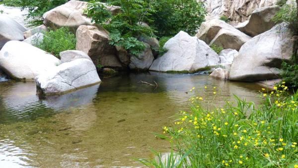 【6.22周六】溯溪水泉沟 京北大峡谷
