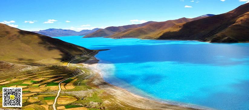 羊湖卡若拉13