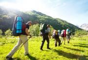 登山徒步过程中怎样补充能量