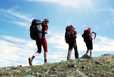 登山徒步怎么调整大背包
