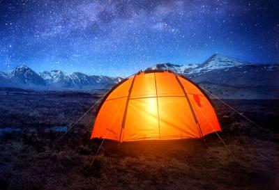 户外露营如何选择露营地