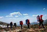 户外登山徒步怎样正确走路