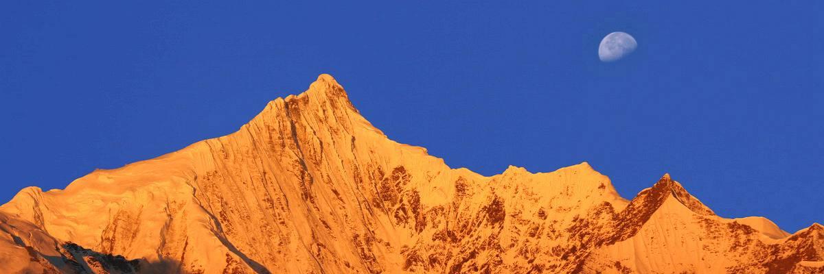 11月3日-9日&&梅里雪山内转,徒步雨崩