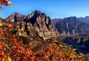 【10.27周六】三皇山 一渡至五渡 17KM徒步穿越 仙峰谷 I 狐狸旅行