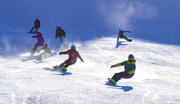 【1.12周日】延庆石京龙滑雪 周末全天不限时