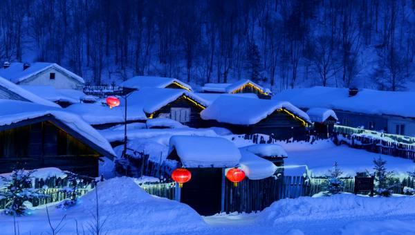 【11.24-11.25周末】穿越雪村 徒步林海雪原 踏雪关东