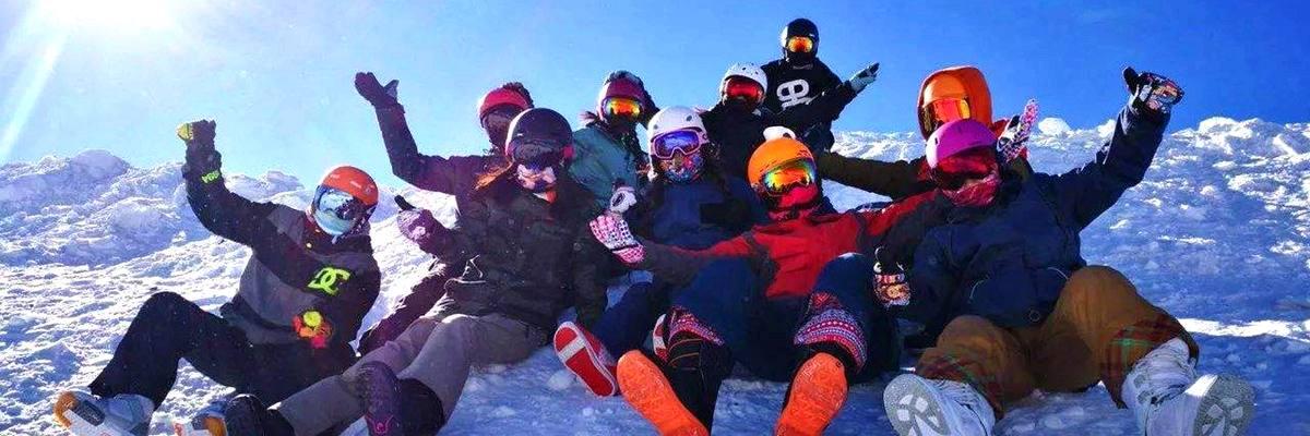 石京龙滑雪&&2018-2019 新雪季 新体验