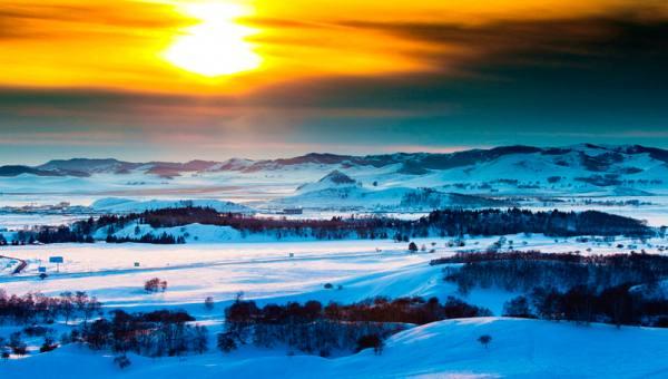 【12.30-1.1元旦假期】雪漫乌兰布统 穿越坝上雪原