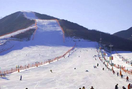 渔阳滑雪场