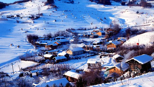 【12.28-12.29周末】徒步东北雪村 穿越林海雪原 踏雪长白古驿道 I 狐狸旅行