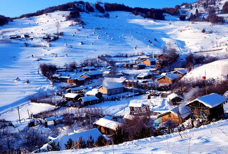 【11.23-11.24周末】徒步东北雪村 穿越林海雪原 踏雪长白古驿道 I 狐狸旅行