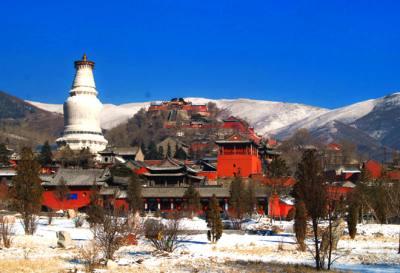 五台山必去的十大寺庙