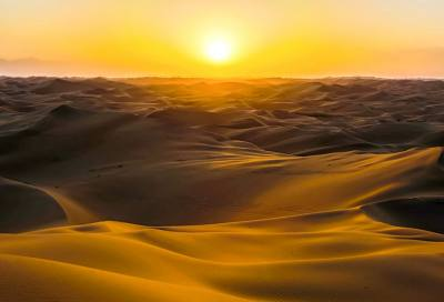 库布齐沙漠西线穿越攻略