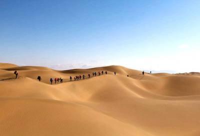 徒步穿越沙漠可能遇到的危险