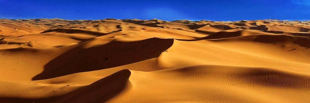 中秋假期 9.13-9.15&&库布齐沙漠东线,徒步穿越,星空露营