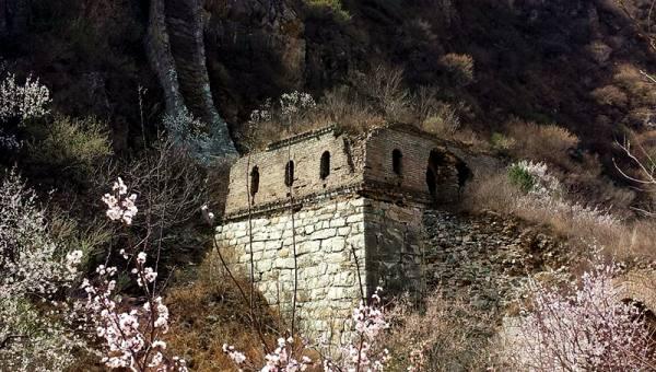 【3.23周六】大榛峪长城 16KM徒步穿越 桃花初开时