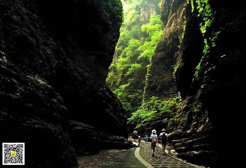 野三坡百里峡31