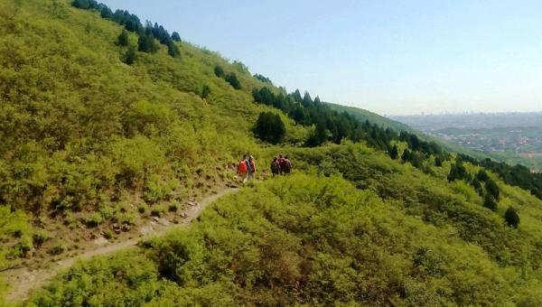 【7.25周日】标准版香八拉 19KM徒步穿越 好汉坡 翠微顶 I 狐狸旅行