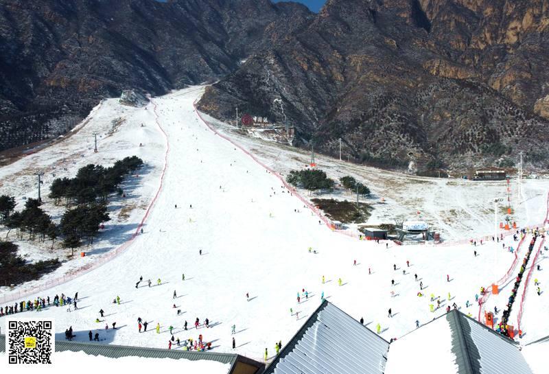 石京龙滑雪18