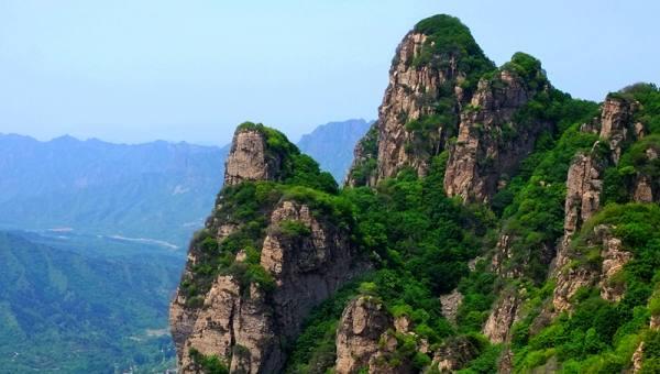 【10.3国庆假期】穿越东指壶 北方张家界 京东第一峰